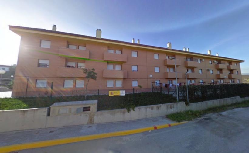 Cuartel de la Guardia Civil de Villamartin