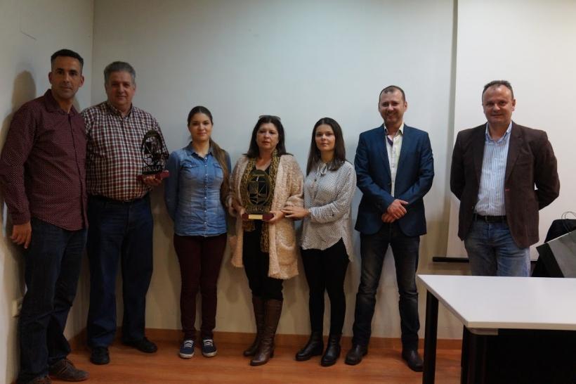 Premios AUGC Melilla