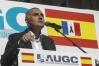 Alberto Moya, secretario general de AUGC