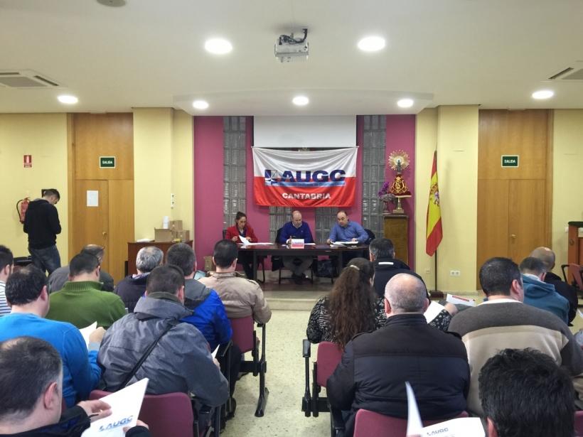 Asamblea AUGC Cantabria