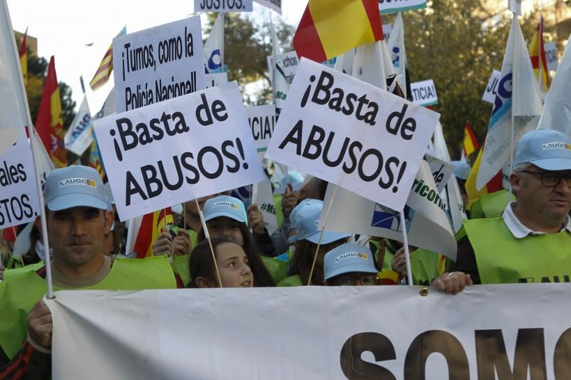 Manifestación 14N