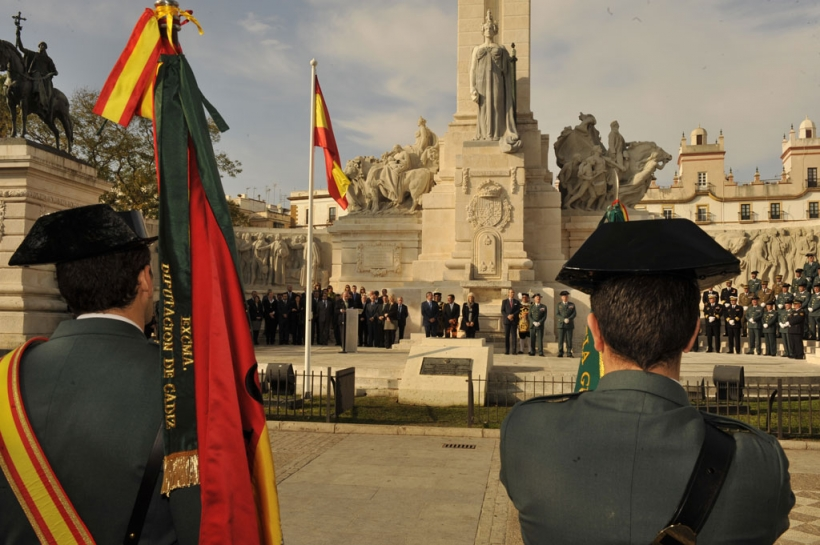 Guardia Civil en Cádiz