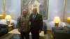 AUGC Córdoba, con el presidente de la Diputación
