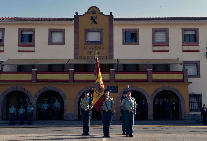 Academia de la Guardia Civil en Baeza