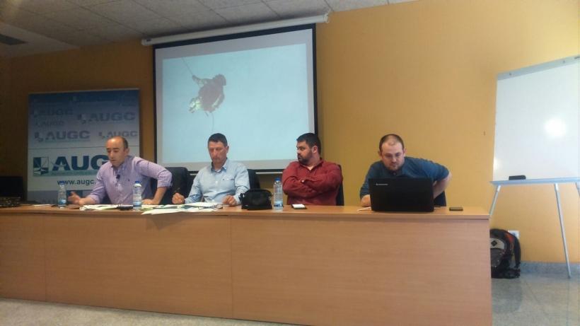 Asamblea de AUGC Pontevedra