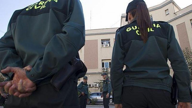 mujer guardia civil