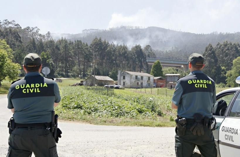 Los guardias civiles de base son los trabajadores peor tratados de la Guardia Civil.