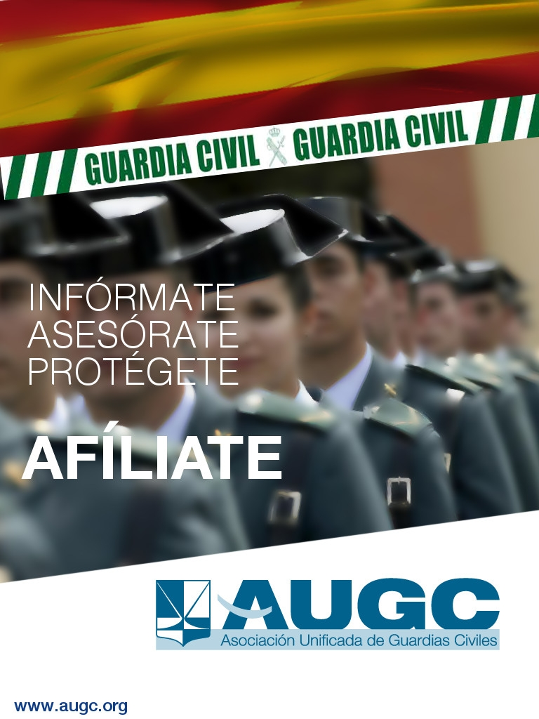La afiliación a AUGC, la mejor forma de proteger tus derechos