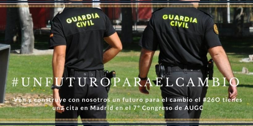 Una imagen de la campaña #UnFuturoParaElCambio