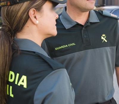 La presencia de la mujer sigue siendo minoritaria en la Guardia Civil