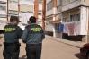 Dos agentes de Seguridad Ciudadana.