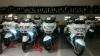 Mocicletas averiadas de la Guardia Civil en Gran Canaria