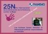 Cartel de AUGC sobre el Día contra la Violencia de Género
