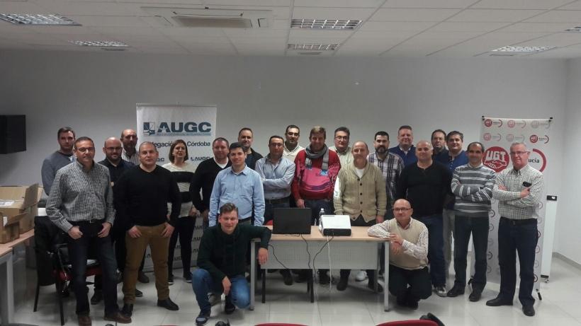 I Reunión de Vocales de AUGC Córdoba