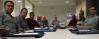 Imagen de la reunión de vocales en AUGC Navarra