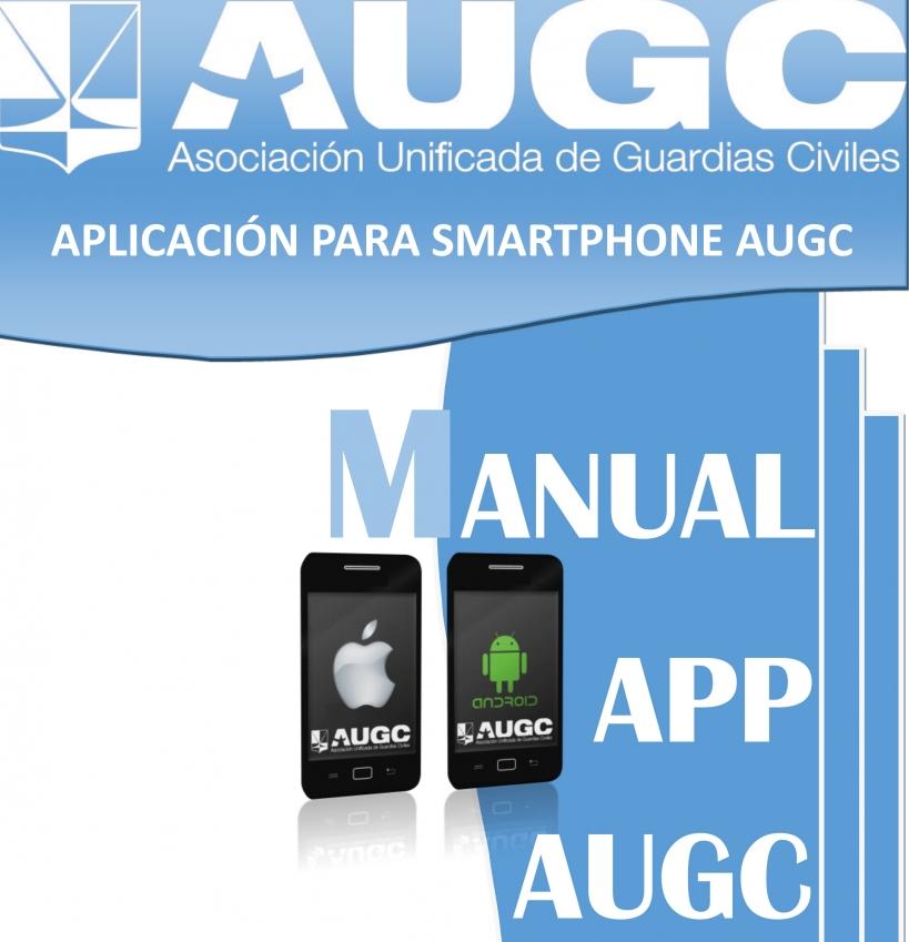 Nueva App de AUGC