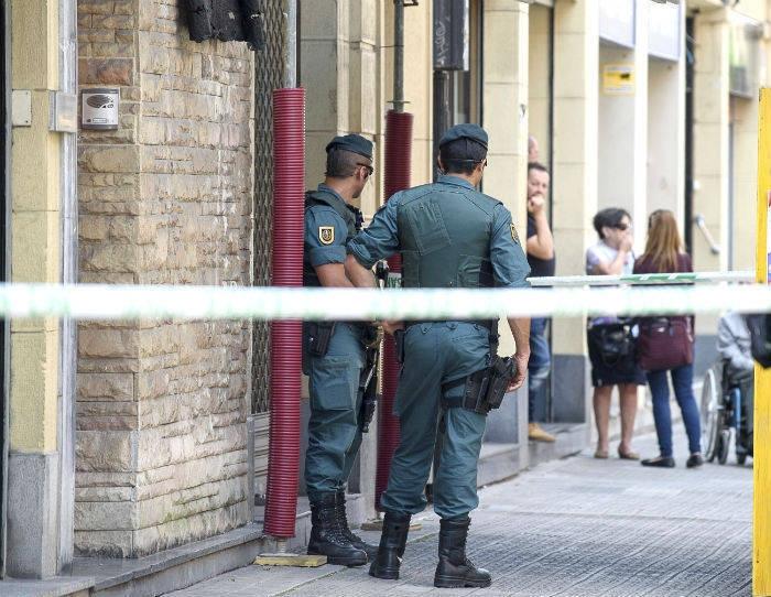 Los guardias civiles heridos en una intervención deben ser indemnizados por Administración, según una sentencia..