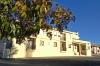 Cuartel de Villar de Domingo García, uno de tantos con escaso servicio en la provincia de Cuenca.