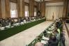 Primer Pleno del Consejo presidido por el nuevo director general de la Guardia Civil, José Manuel Holgado, el pasado diciembre.