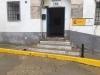 Penoso estado de una casa cuartel de la Guardia Civil en la provincia de Cuenca.