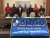 Representantes de la Junta Directiva Provincial de AUGC Madrid.