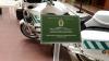 Una de las motocicletas consideradas 'históricas' por la Guardia Civil
