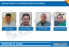 Miembros de la Comisión de Cabos de AUGC y sus contactos a través del correo electrónico.