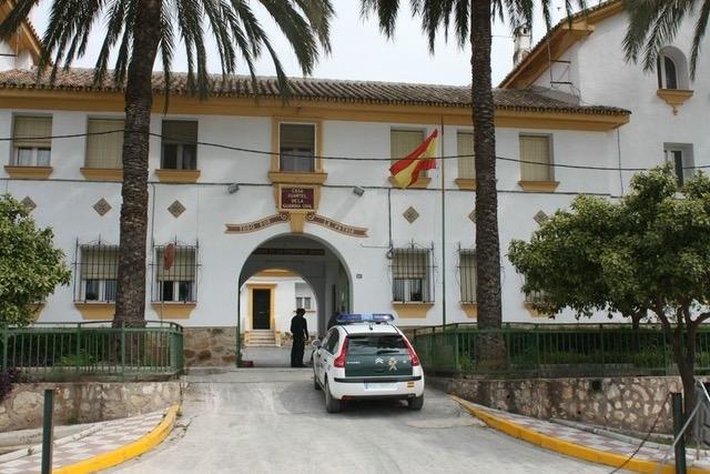 Cuartel de la Guardia Civil.