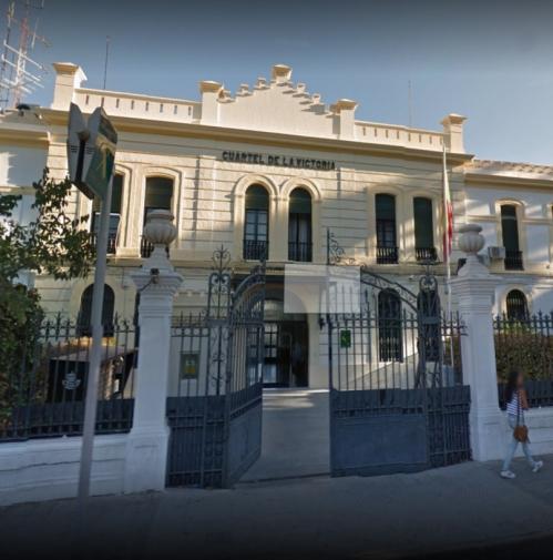 Comandancia de la Guardia Civil en Córdoba