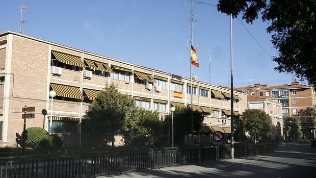 Comandancia de la Guardia Civil de Toledo