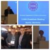 Montaje fotográfico que muestra distintas imágenes del día inaugural del 115º Presidium de Euromil.