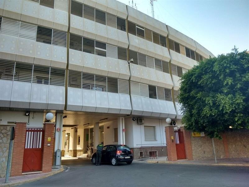 Comandancia de la Guardia Civil de Almería