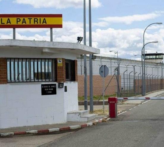 Penal militar de Alcalá Meco, en Madrid.
