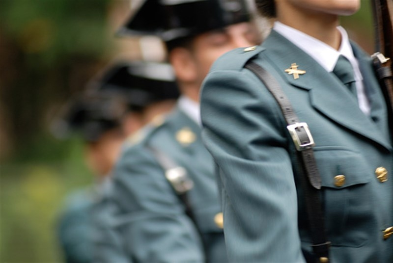 La salud laboral de los guardias civiles, un asunto menor para la Direccion General.