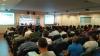Panorámica de los asistentes a la asamblea.