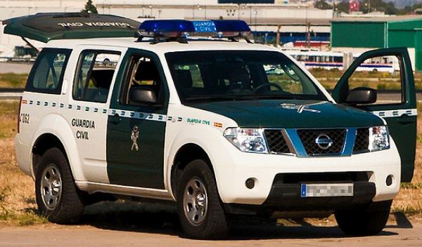 Los vehículos de la Guardia Civil presentan muchas deficiencias, y algunos cuentan con más de 400.000 kilómetros.