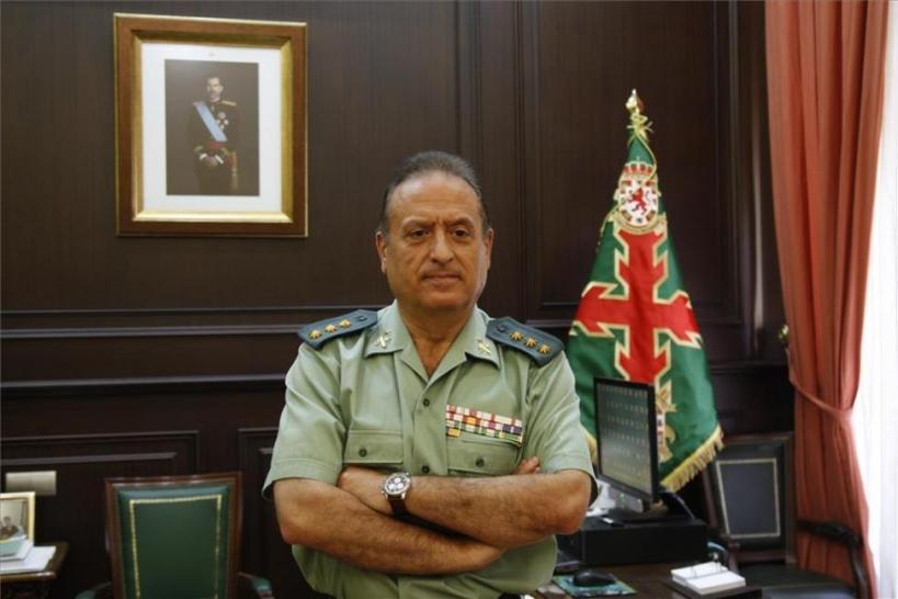El Coronel Francisco Fuentes.