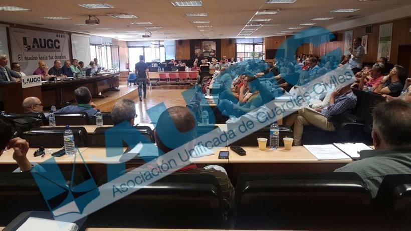 Imagen de la Asamblea General Ordinaria de AUGC