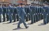 Imagen de archivo de una promoción de guardias civiles en la Academia de Baeza.