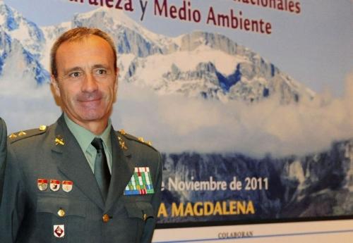 Imagen de archivo del Coronel Santaella.
