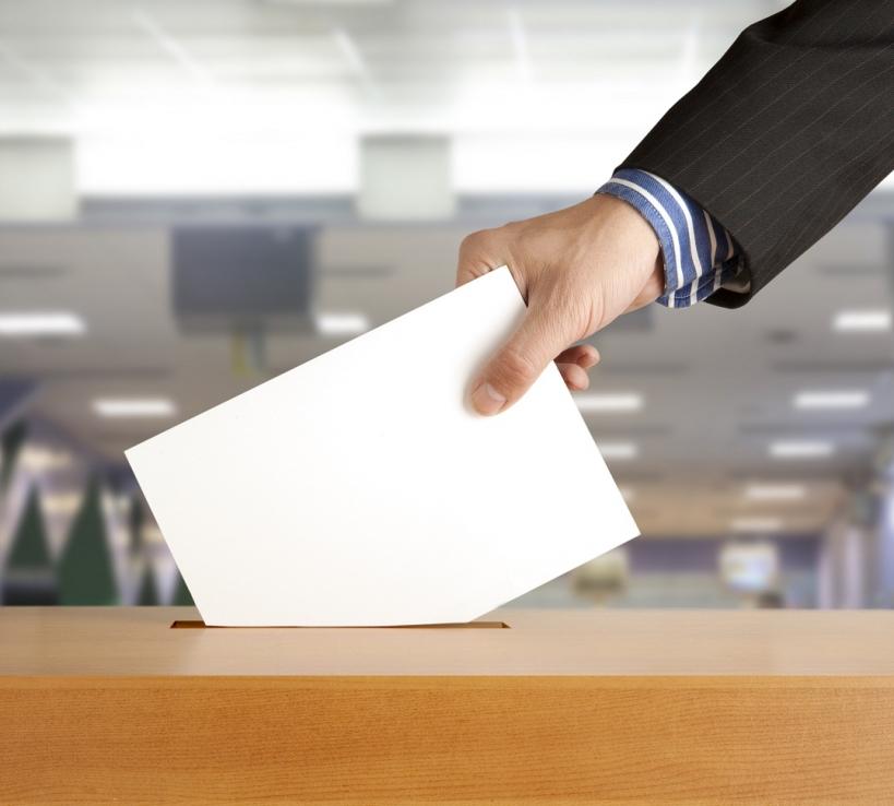 Los días 24 y 25 de octubre tienes una cita con tu futuro: terceras elecciones al Consejo.