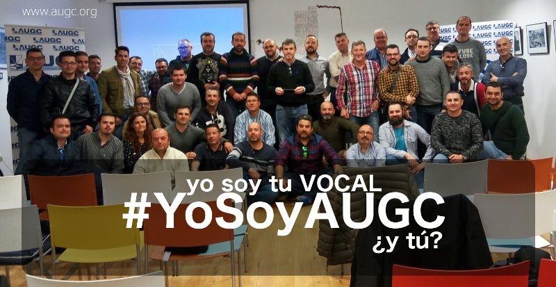 La figura del vocal de unidad muestra la fuerza organizativa de AUGC