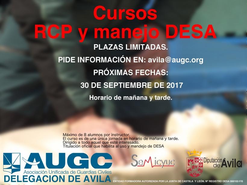 CURSO DESA 30-09-2017