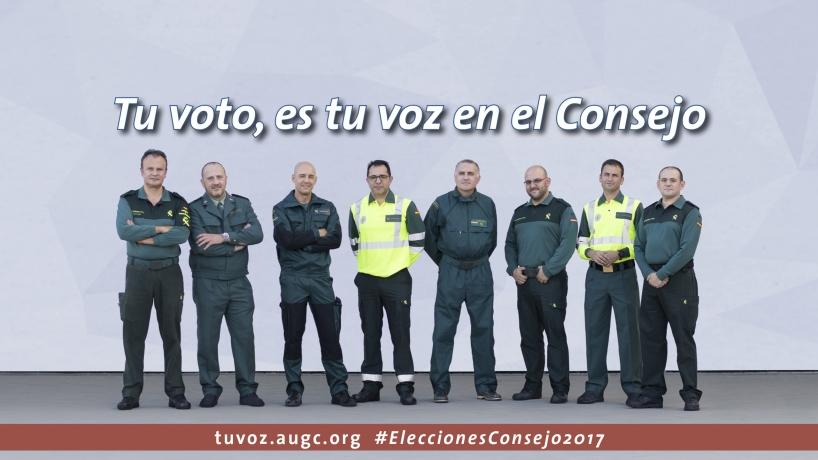 Queremos ser tu voz en el Consejo