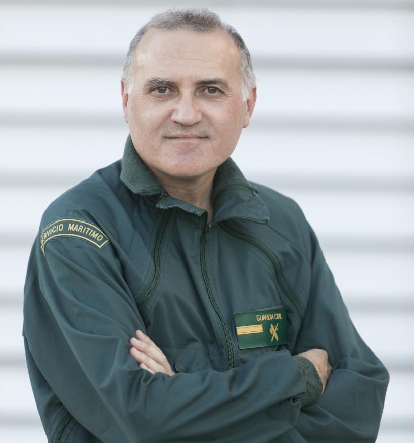 Alberto Moya, secretario general de AUGC.