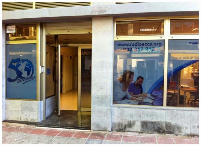 Oficina de Radio ECCA.