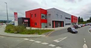 Sede de Comisiones Obreras en Santiago de Compostela, donde tendrá lugar la reunión.