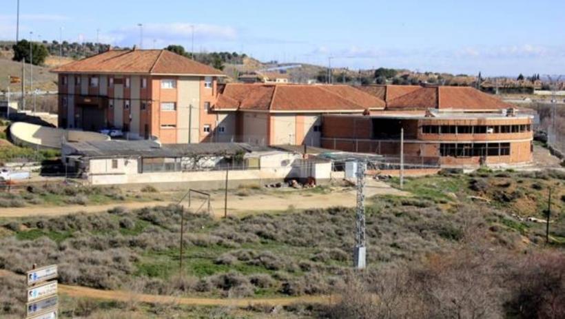 Edificio del destacamento de Tráfico de Toledo. Foto: Ana Pérez Herrera / ABC