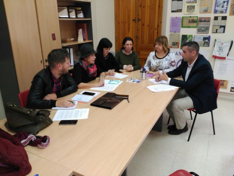 AUGC Córdoba y Plataforma Cordobesa Contra la Violencia a las Mujeres