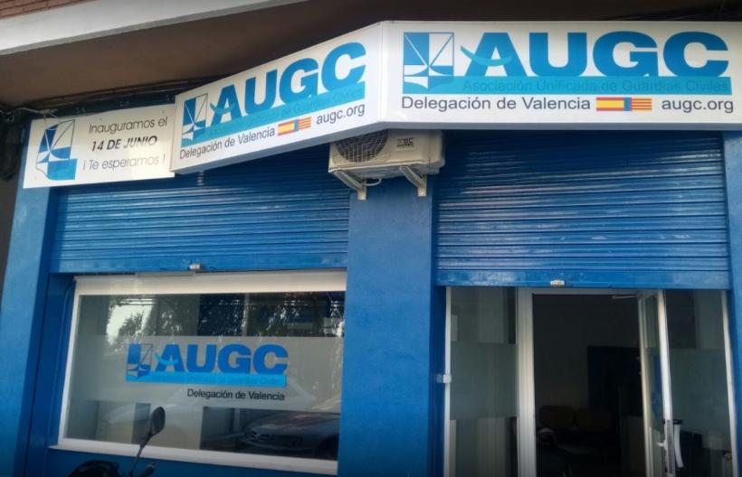 Sede de AUGC en Valencia.